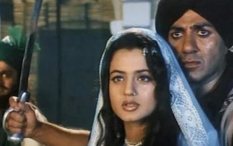 فيلم Gadar Ek Prem Katha مترجم كامل HD