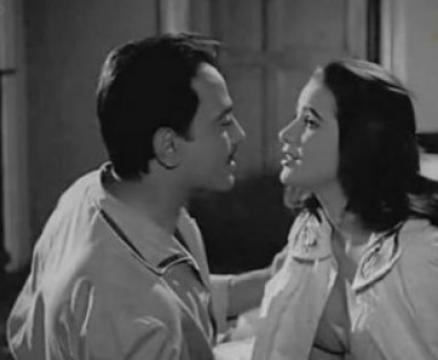 فيلم عاشت للحب كامل HD كمال الشناوي 1959