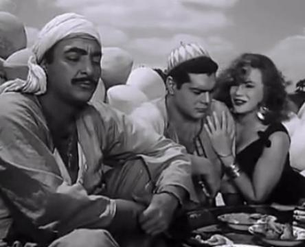 فيلم صراع في النيل كامل HD هند رستم