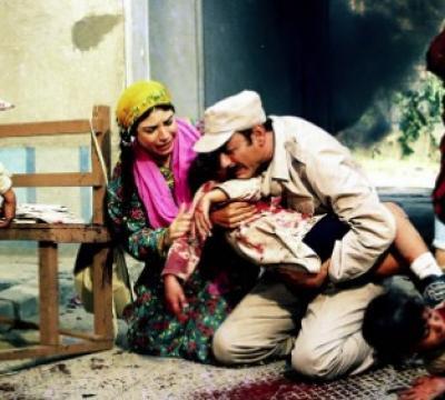 فيلم حائط البطولات كامل HD محمود ياسين 1999