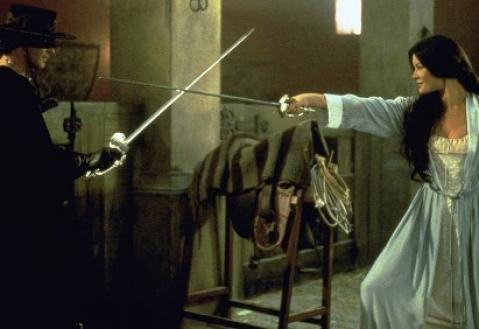 فيلم The Mask of Zorro مترجم اون لاين HD قناع زورو 1998