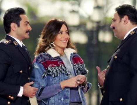 فيلم البدلة كامل يوتيوب HD تامر حسني 2018